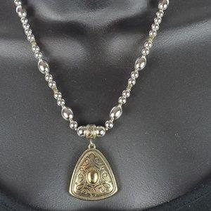 Napier necklace pendant